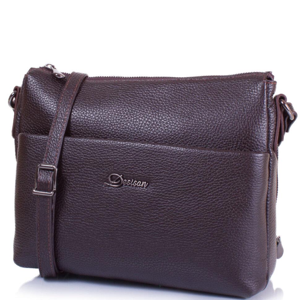 38e6158d9538 Женская кожаная сумка DESISAN (ДЕСИСАН) SHI3015-9 купить в интернет ...