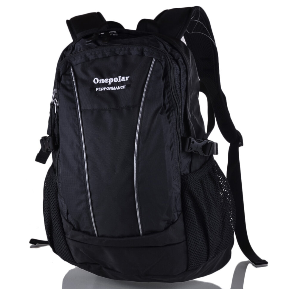 683e7818f6ac Детский рюкзак ONEPOLAR (ВАНПОЛАР) W1601-black купить в интернет ...