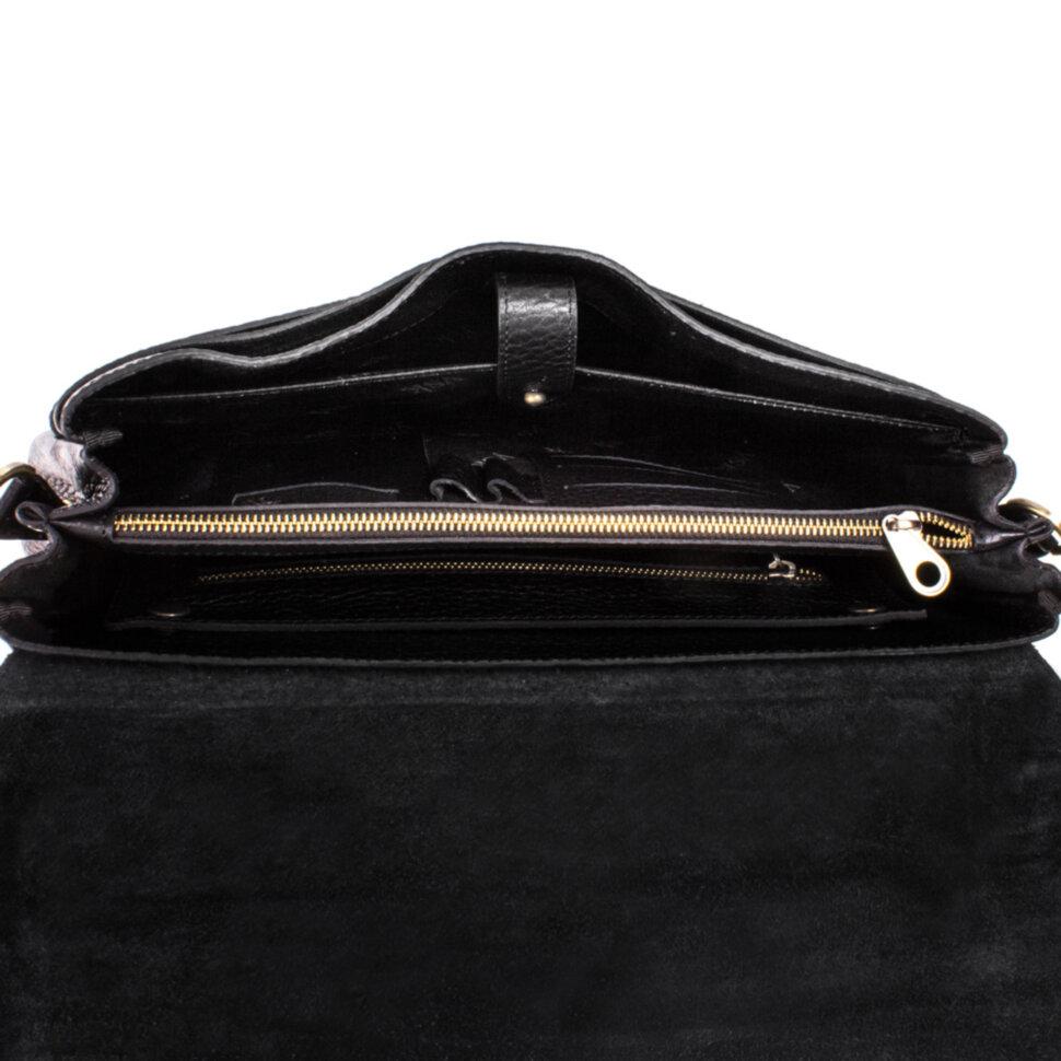 3140d2b84be9 Мужской кожаный портфель с карманом для ноутбука до 12,6' Y.S.K. (УАЙ ЭС