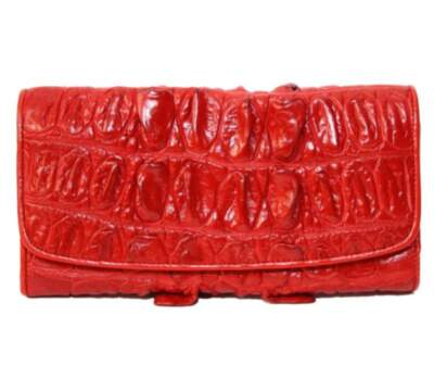045cd9e7f615 Кошельки женские из кожи крокодила купить в интернет-магазине ...