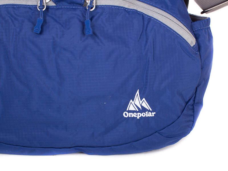 8817a2ce4aee Женская спортивная сумка через плечо ONEPOLAR (ВАНПОЛАР) W5220-navy ...