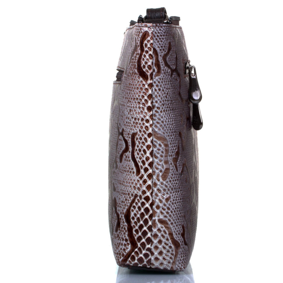 f7de6b481e27 Женская кожаная сумка-планшет DESISAN (ДЕСИСАН) SHI3130-180 купить в ...
