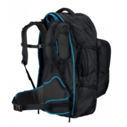 Рюкзак туристический Vango Freedom II 60+20 Carbide Grey/Volt Blue