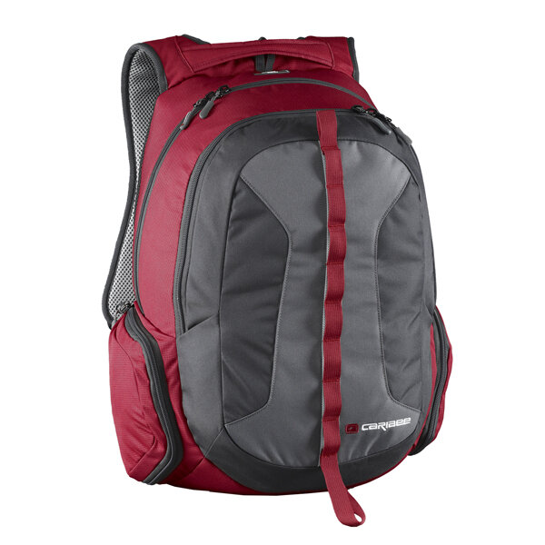 Рюкзак городской Caribee Copper Canyon 34 Red/Charcoal