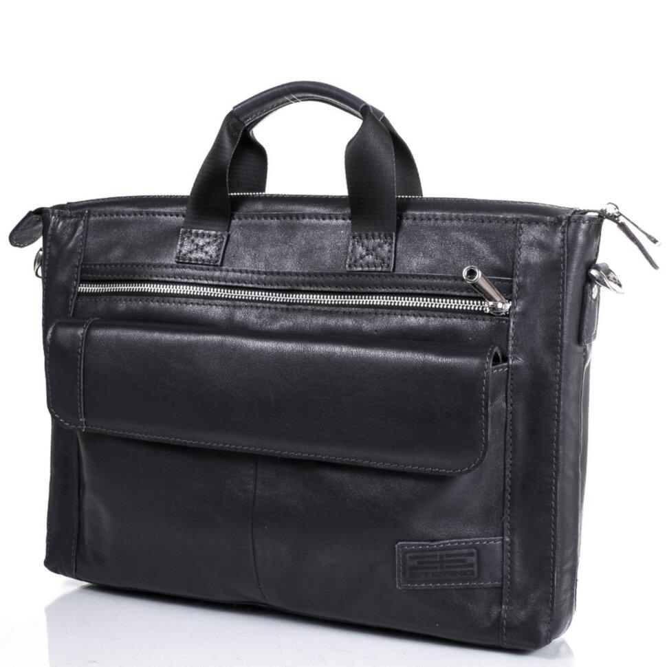 3b5cadf3a20f Кожаная мужская сумка ETERNO (ЭТЭРНО) ERM415B купить в интернет ...
