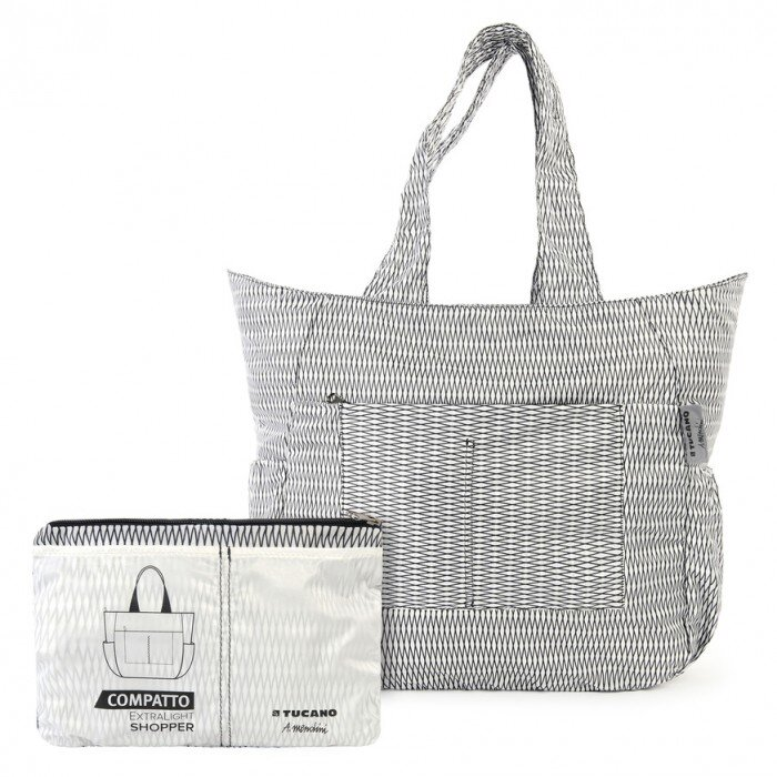 Сумка Tucano Compatto Shopper Mendini[White]