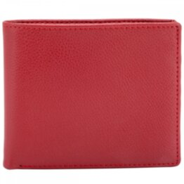 Кошелек мужской Smith & Canova 26826 Devere (Red-Black)