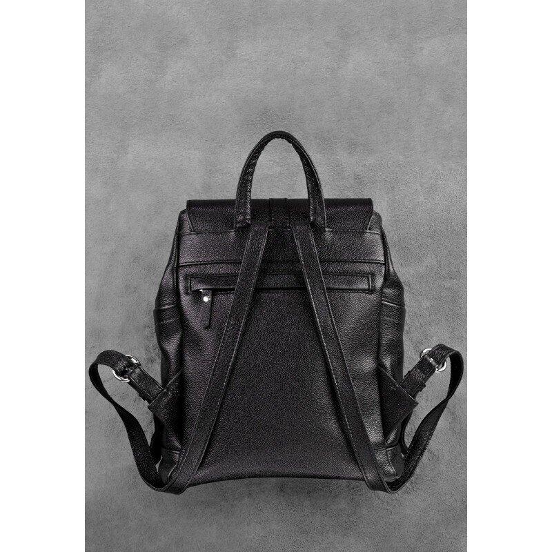 95692f1515e3 Кожаный рюкзак Олсен оникс (BN-BAG-13-onyx) купить в интернет ...