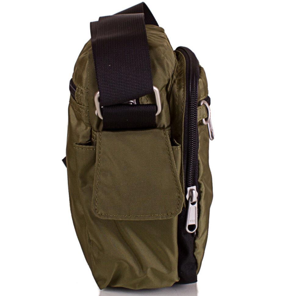 f19c67aed5c5 Мужская спортивная сумка ONEPOLAR (ВАНПОЛАР) W5053-green купить в ...