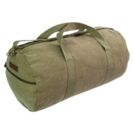 Сумка дорожная Highlander Crieff Canvas Roll Bag 45 Olive