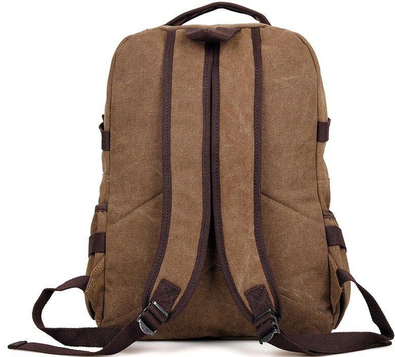 9419b49ee093 Рюкзак Vintage 14586 Коричневый купить в интернет-магазине Bagboom с ...
