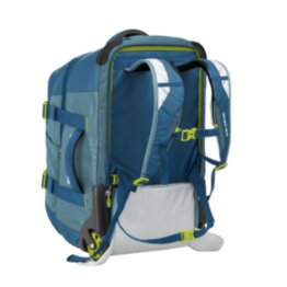 Сумка-рюкзак на колесах Granite Gear Cross Trek W/Pack 74 Bleumine/Blue Frost/Neolime