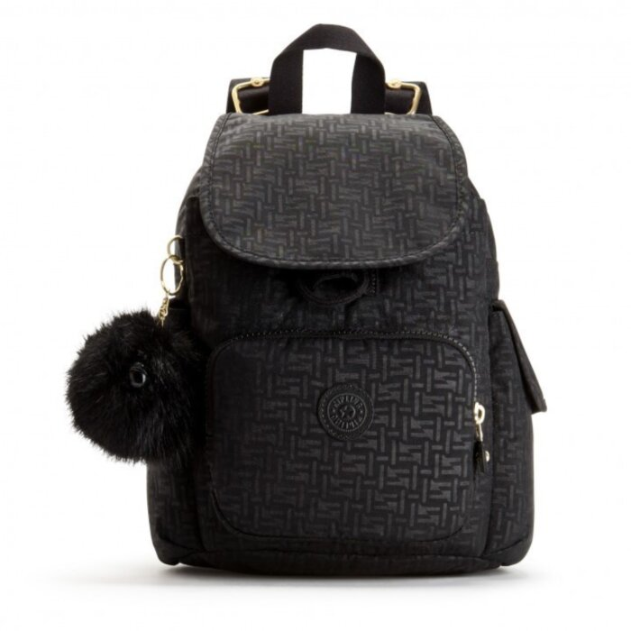 Рюкзак Kipling City Pack Mini KI2671_47K Черный (Бельгия)