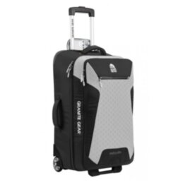 Сумка дорожная на колесах Granite Gear Reticu-Lite Wheeled 61 Upright Black/Flint