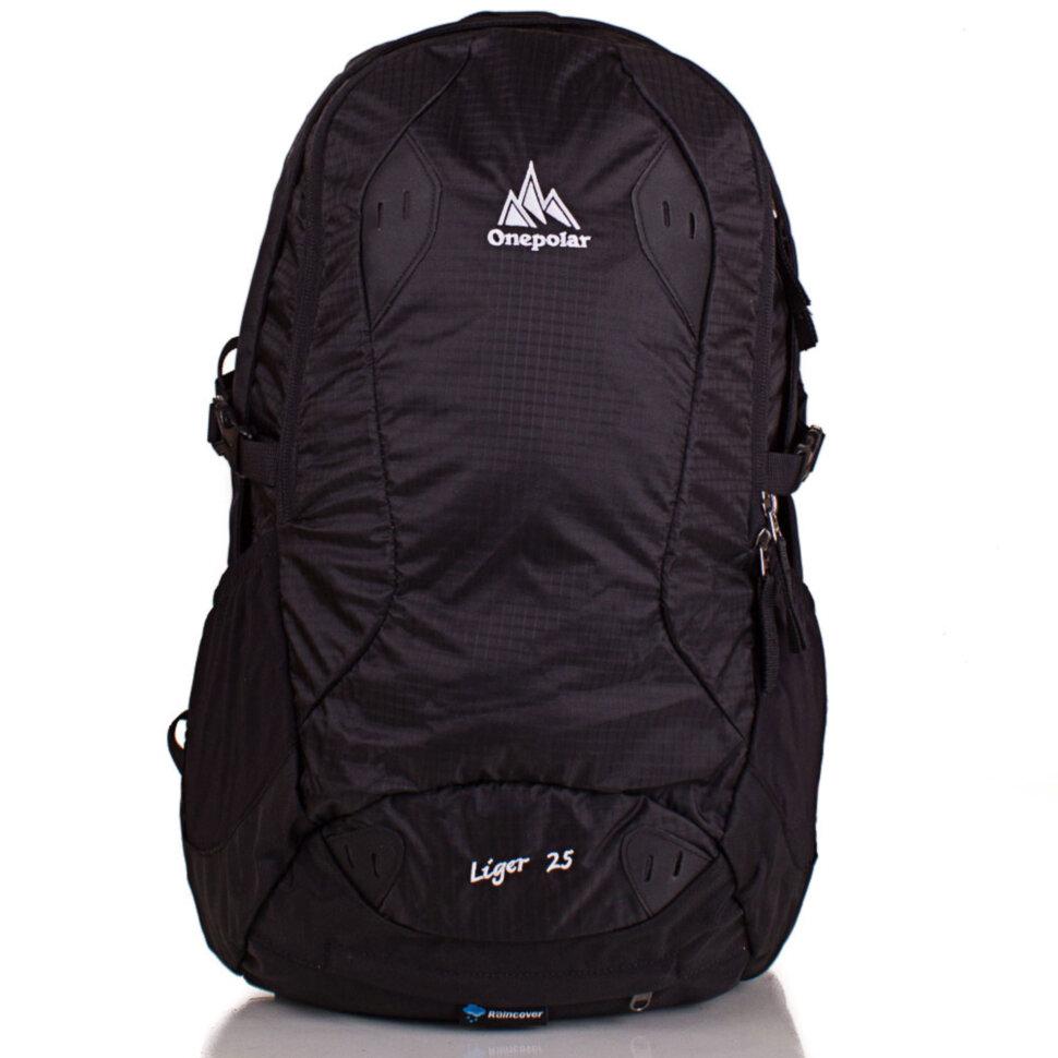 76b5177c0e82 Мужской рюкзак ONEPOLAR (ВАНПОЛАР) W1755-black