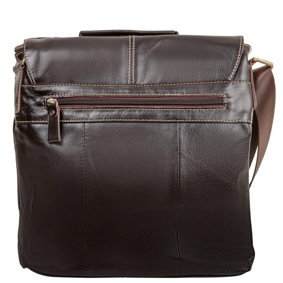c76a7fa92021 Кожаная мужская сумка-почтальонка ETERNO (ЭТЭРНО) RB-BX1292DB купить ...
