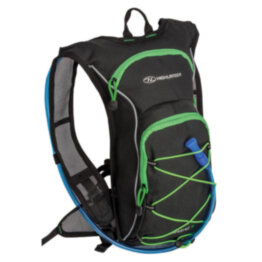 Рюкзак спортивний Highlander Kestrel 9 Hydration Pack 15 Black/Green