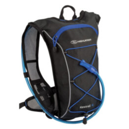 Рюкзак спортивний Highlander Kestrel 6 Hydration Pack 10 Black/Blue