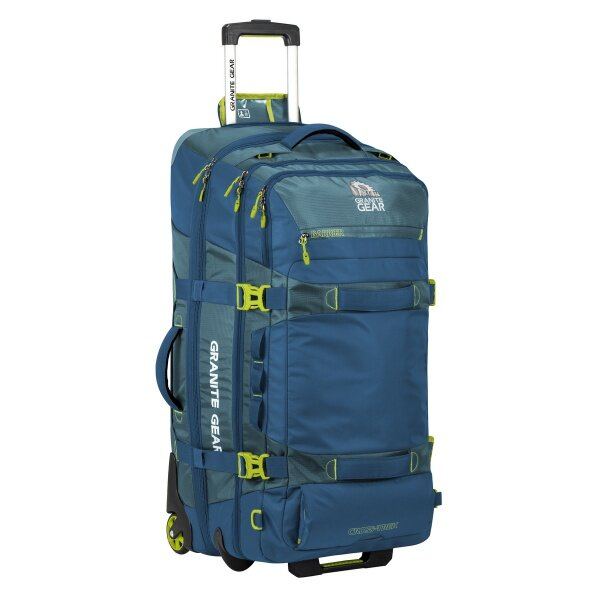 491a31a3497b Сумка-рюкзак на колесах Granite Gear Cross Wheeled Trek 131 Bleumine Blue  Frost