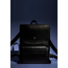 Городской рюкзак Blank - black point (Blank-Bag-1-black)