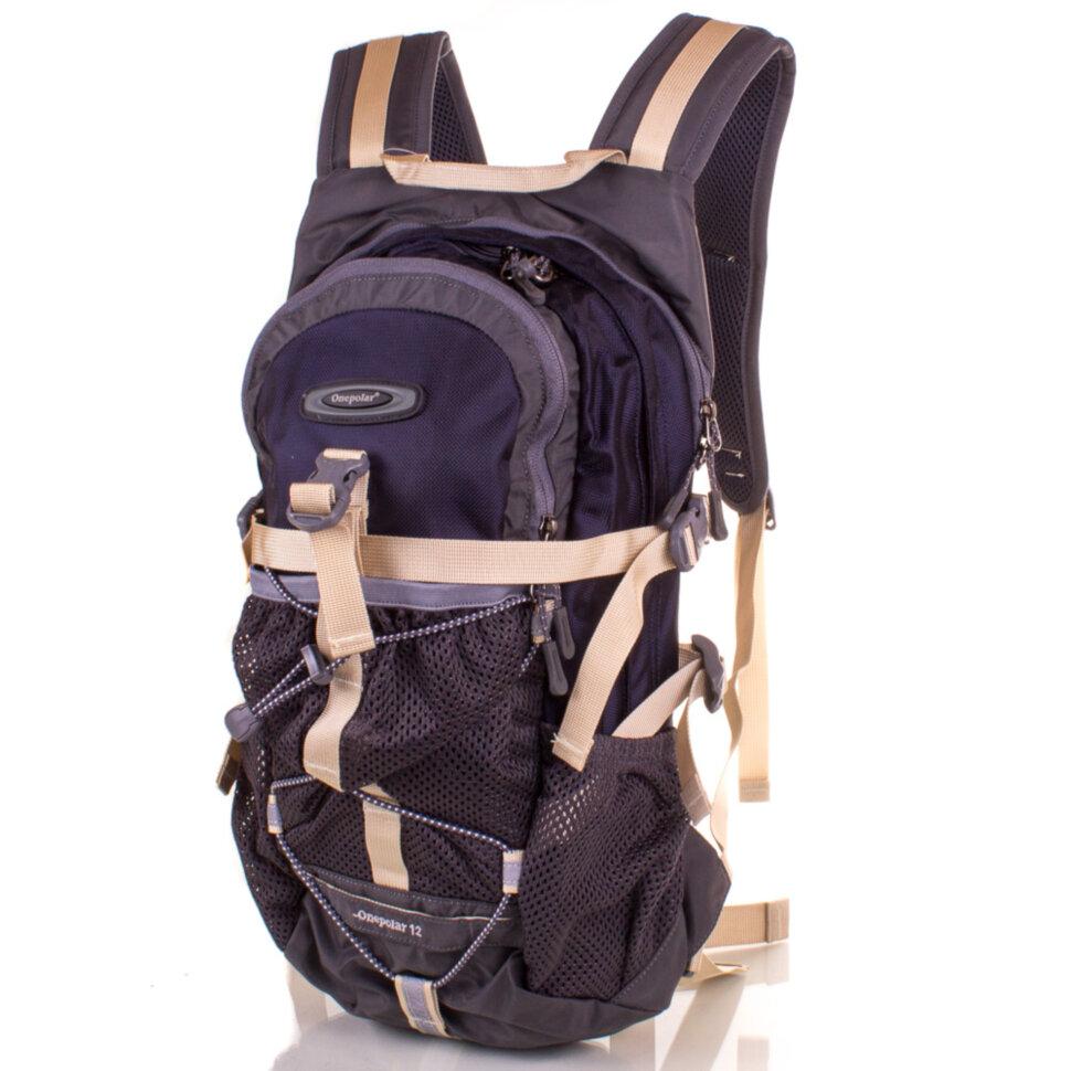 736455846f37 Мужской рюкзак ONEPOLAR (ВАНПОЛАР) W1520-navy купить в интернет ...
