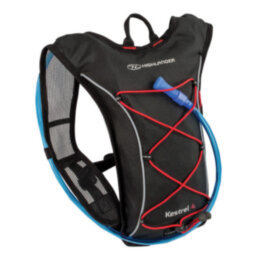 Рюкзак спортивний Highlander Kestrel 4 Hydration Pack 6 Black/Red