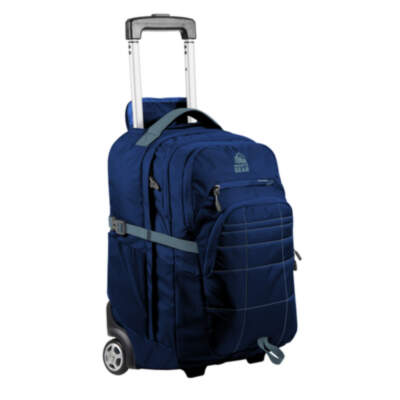 648c02400c20 Сумка-рюкзак на колесах Granite Gear Trailster Wheeled 40 Midnight  Blue/Rodin