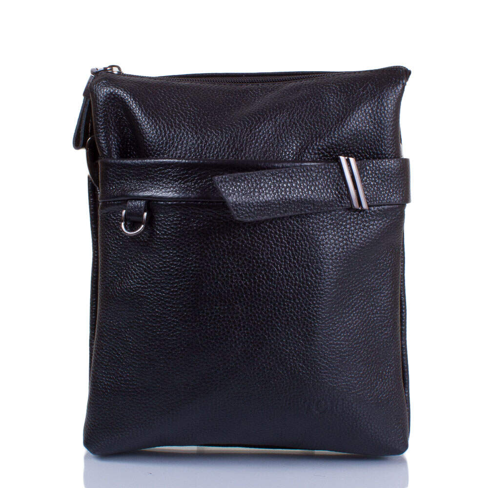 47a3302f6633 Мужская кожаная сумка-планшет TOFIONNO (ТОФИОННО) TUW025-3-black ...